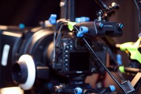 Thiết bị quay phim do LensPro cung cấp