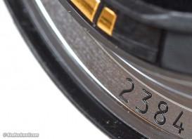 Xác định tuổi Canon lens dùng Serial Numbers