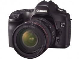 Canon đã sửa lỗi hở sáng trên 5D Mark III