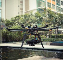 Lenspro Flycam Team