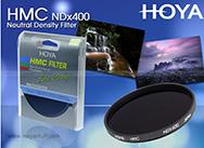 Hoya Filter Set ND 2, 6, 8