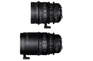 Sigma Cine Lens 18-35mm T2 and 50-100mm T2 (EF mount)