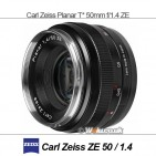 50mm f1.4 Carl Zeiss T*